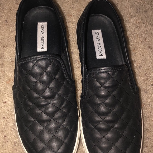 Steve Madden Shoes - Steve Madden slip one